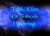 Webring Faith/Eliza en français